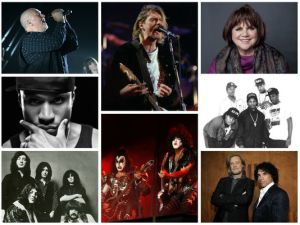2014 Rock and Roll Hall of Fame Nominees