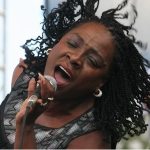Sharon Jones live photo credit John Carrico